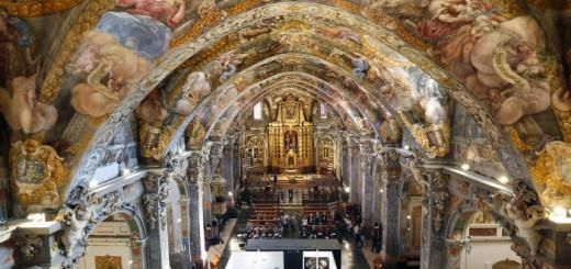 iglesia san Nicolas Valencia