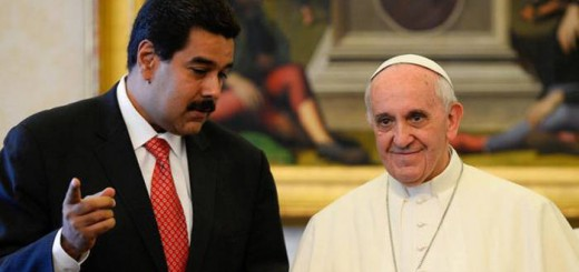 maduro-papa-francisco Bergoglio