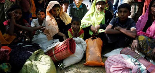 musulmanes rohingya Birmania