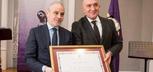 presidente diputacion Valladolid hermano mayor cofradia 2017