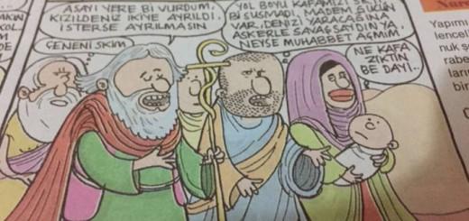 revista satirica Girgir Turquia cerrada ofensa religion 2017
