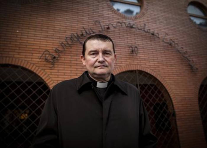sacerdote-custodio-ballester cura fascista 2017 Barcelona