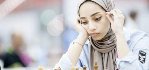 velo y ajedrez en Iran 2017