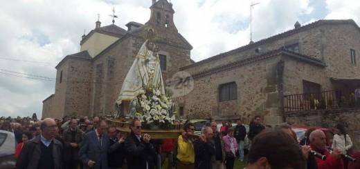 virgen de Valdejimena en Salamanca