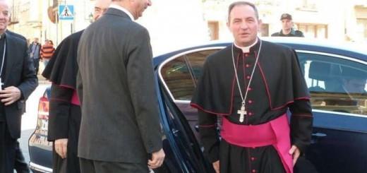 Abilio Martinez Varea obispo de Osma Soria