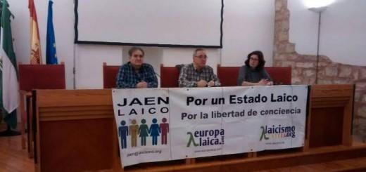 Charla Francisco Delgado Jaen 2017