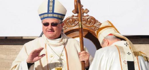 Eduardo Martin arzobispo de Rosario Argentina 2017