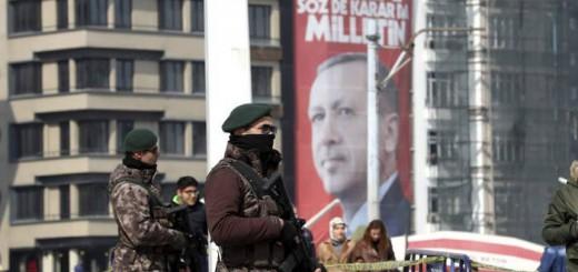 Erdogan Turquia 2017