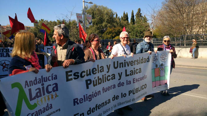 Granada huelga 9M 2017 b