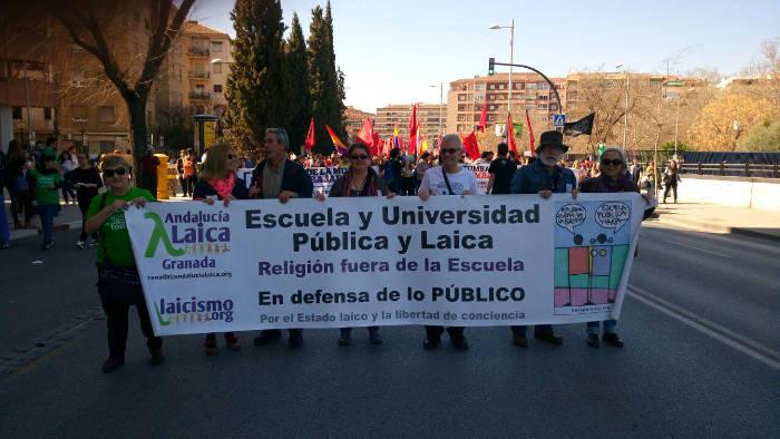 Granada huelga 9M 2017 c