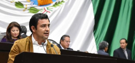 Jonadab Martinez diputado Mexico 2017