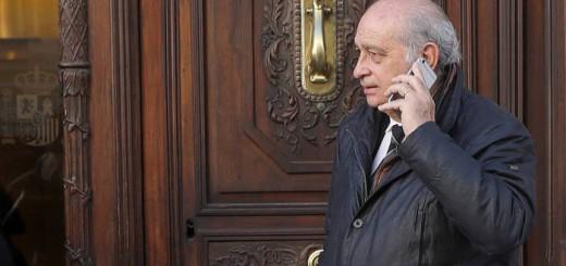 Jorge Fernandez Diaz ex ministro Interior 2017
