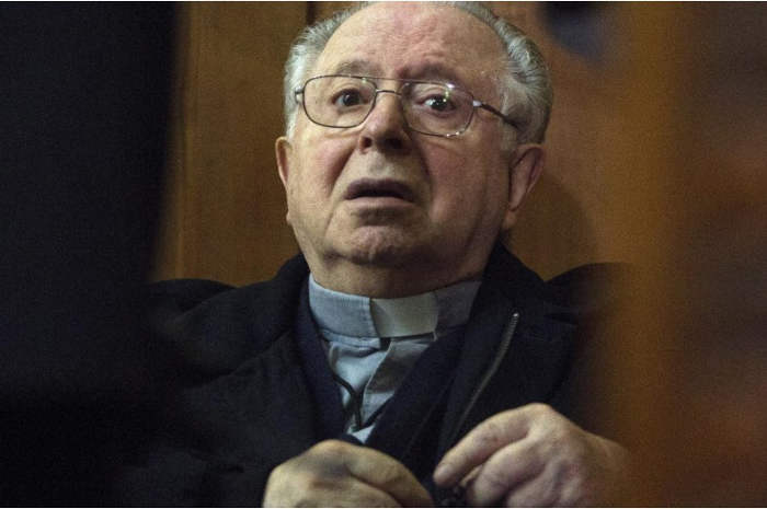 Karadima sacerdote abusos Chile