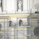 La seo en obras Zaragoza