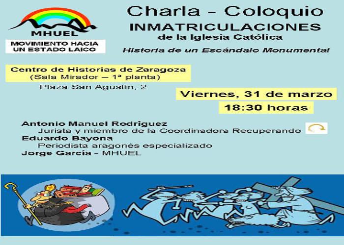 MHUEL Inmatriculaciones 2017 cartel