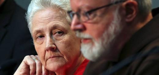 Maria Collins dimite comision abusos en el Vaticano 2017