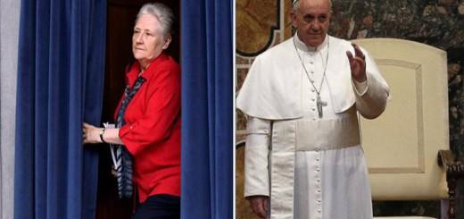 Marie Collins abusos y Bergoglio