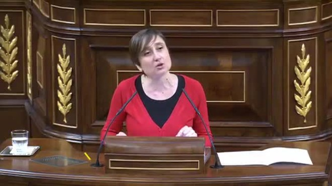 Marta Sibina diputada Podem