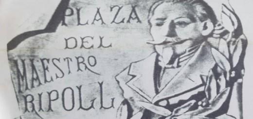 Placa Maestro Ripoll