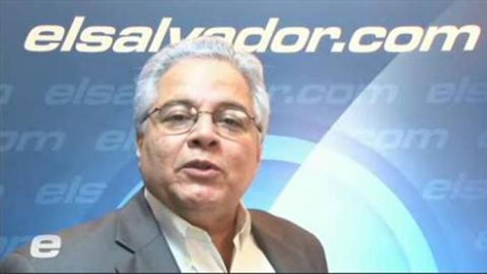 Ricardo Chacon periodista El Salvador 2017