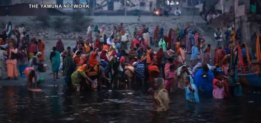 Rio Yamuna India