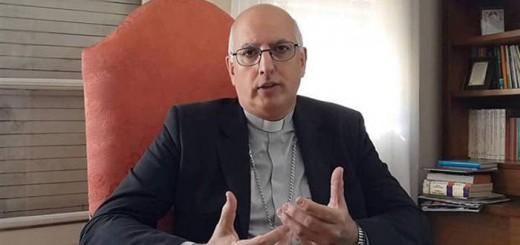 Santiago Olivera obispo castrense Argentina 2017