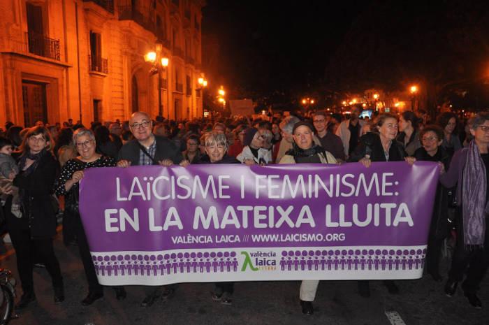 Valencia 8M 2017 a