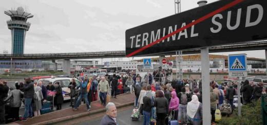 aeropuerto de Orly Francia