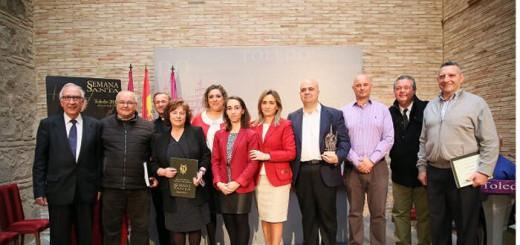 alcaldesa Toledo presnta programa semana santa 2017