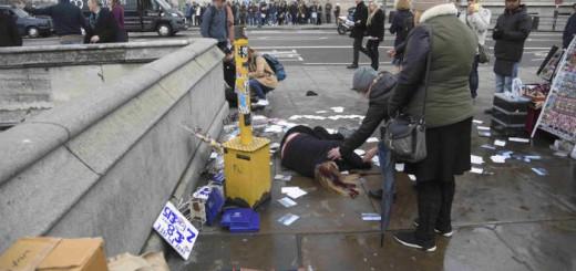 atentado Londres 2017