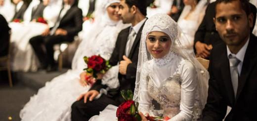 boda grupal Libano