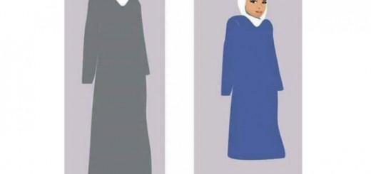 burka escolar Afganistan 2017