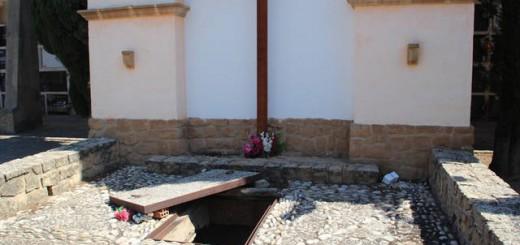 cementerio de Alcaniz