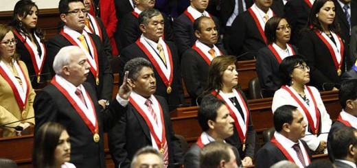 congresistas Peru