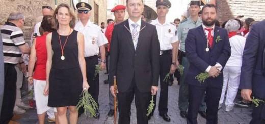 corporacion de Tudela procesion 2016