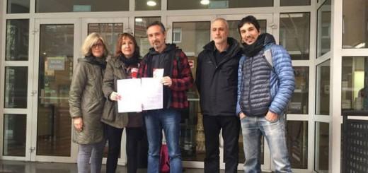 denuncia CGT colegio conceertado Opus en Barcelona 2017