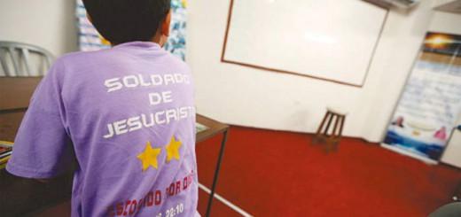 escuela de heroes en Bolivia 2017