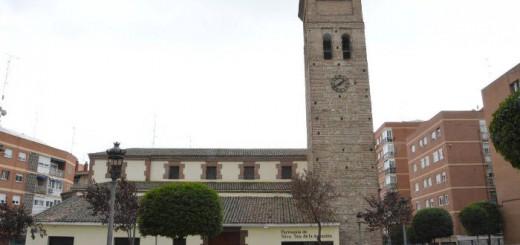 iglesia Mostoles campanas
