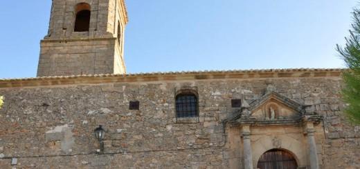 iglesia Olivares del Jucar