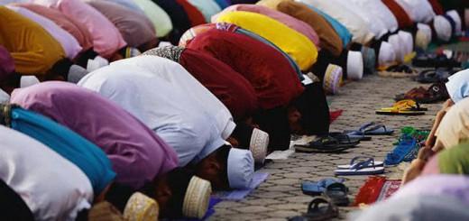 islam rezo mezquita