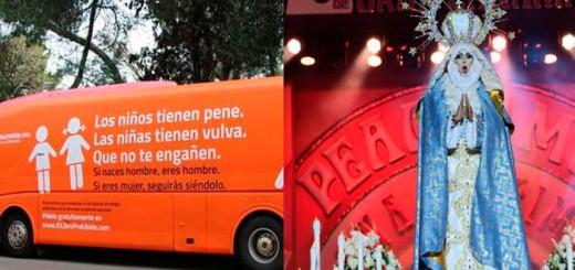 libertad de expresion carnaval y bus