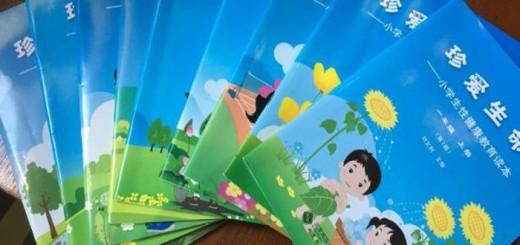 libro chino educacion sexual 2017