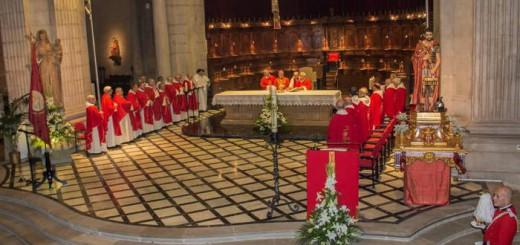 misa catedral Leida