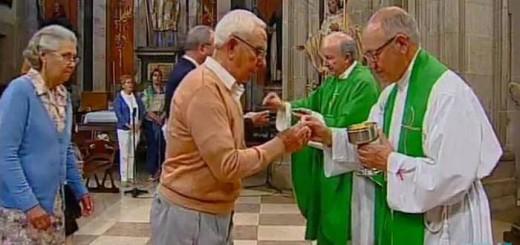 misa en TV Galicia