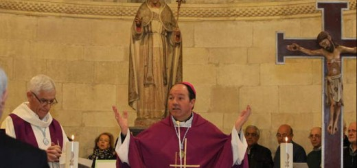 misa san Prudencio Vitoria 1