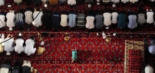 rezo mezquita