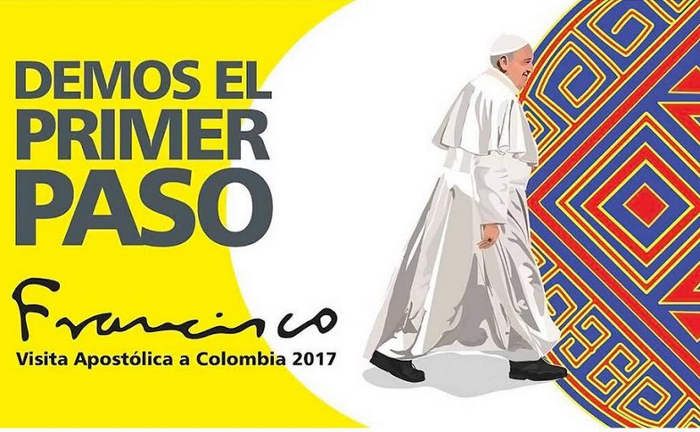 visita Bergoglio a Colombia 2017