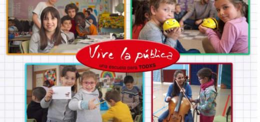 Apoyo escuela publica Aragon 2017