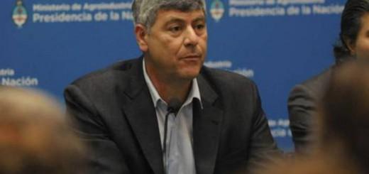 Buryaile ministro Argentina 2017