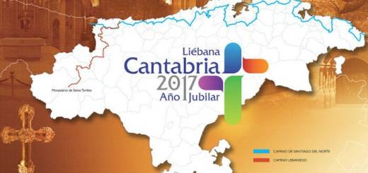 Camino Lebaniego Cantabria 2017
